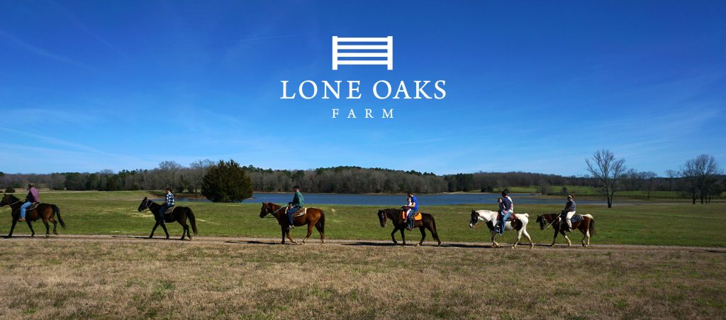 Lone Oaks Farm Trail Ride