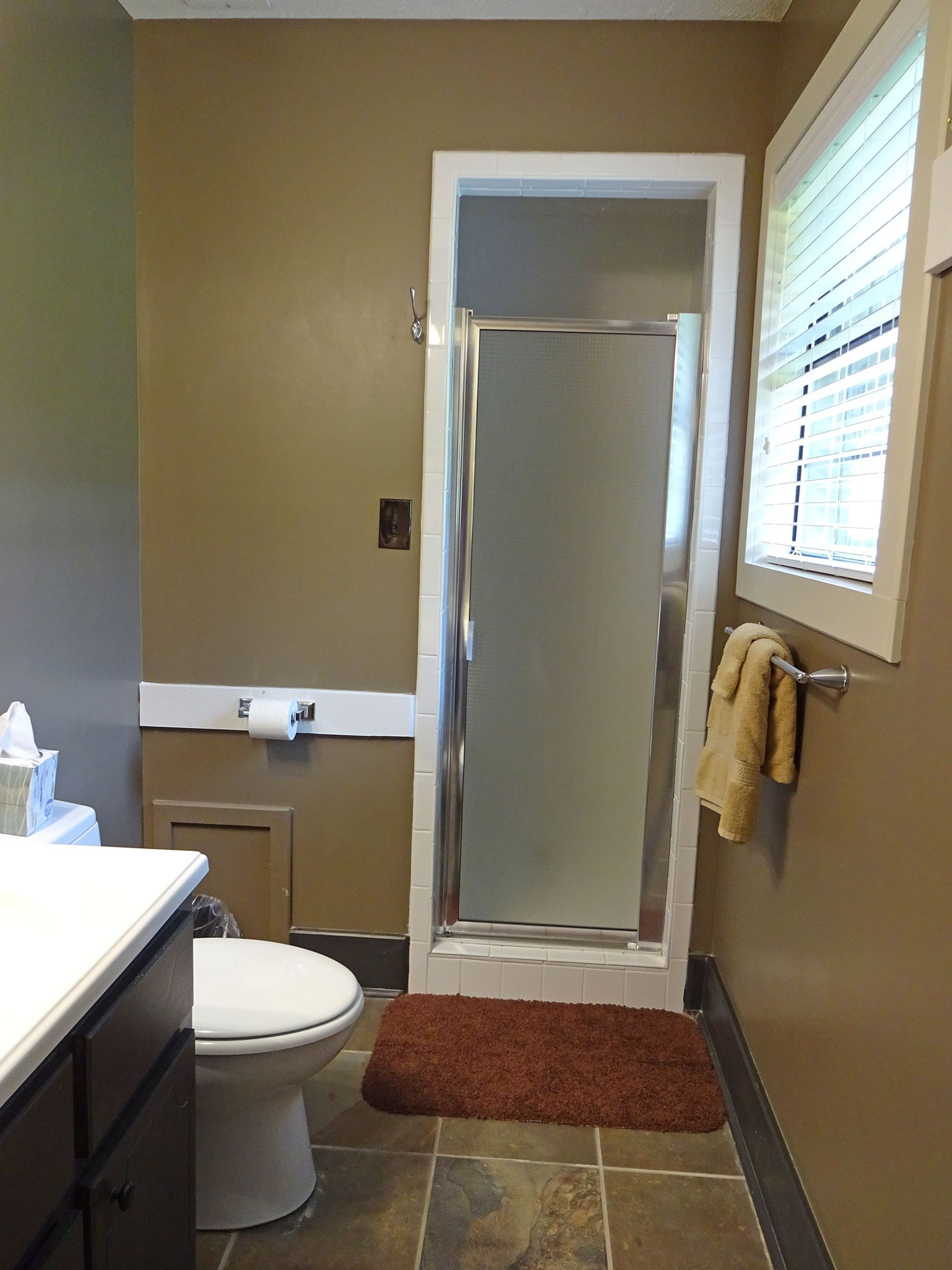 Berm House Bathroom