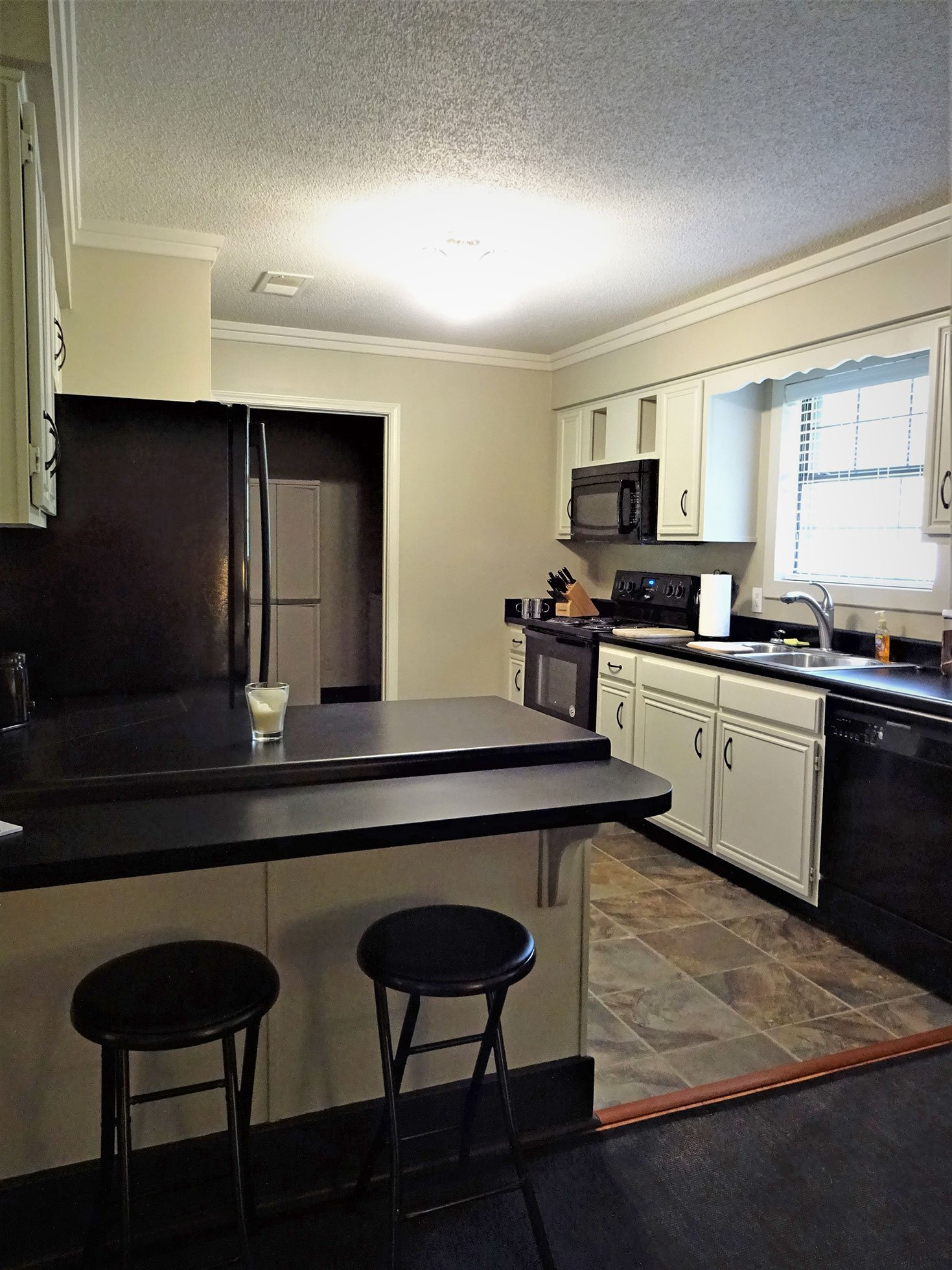 Berm House Kitchen