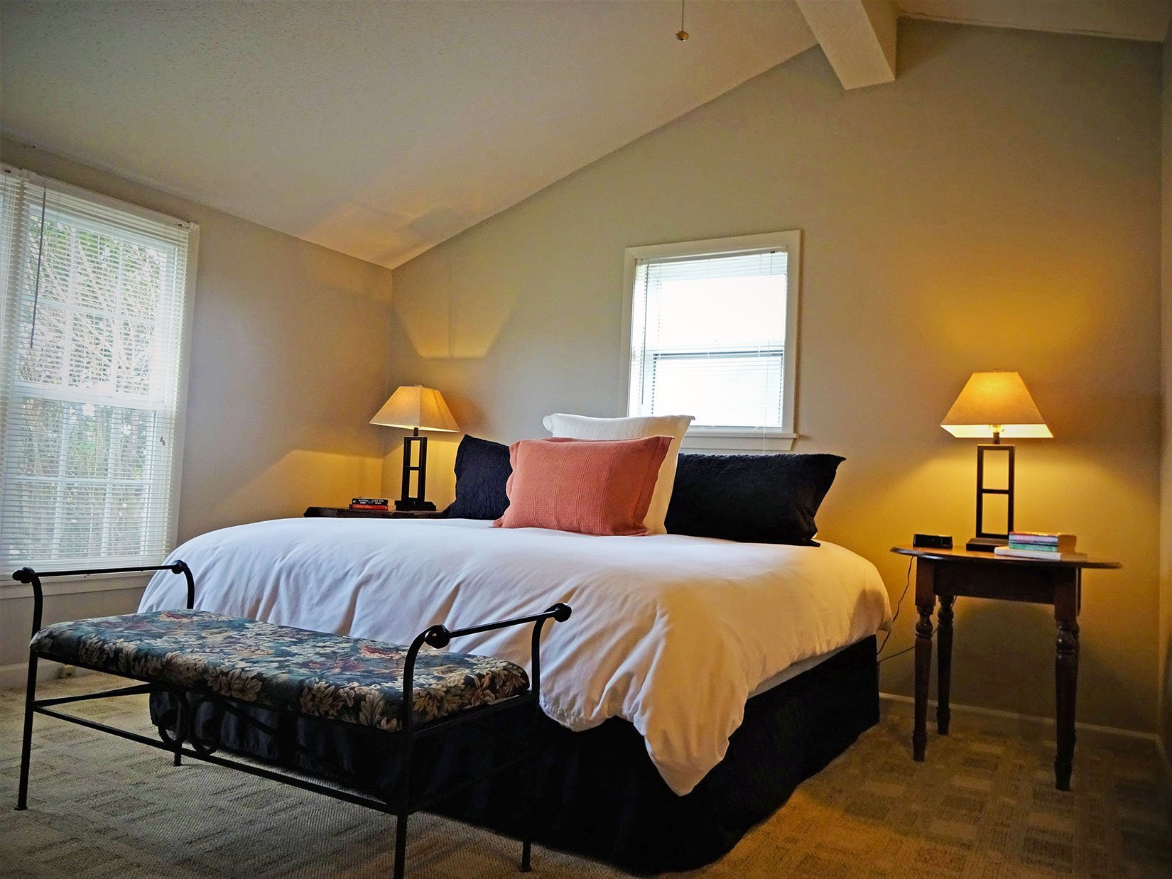 Ranch House Bedroom